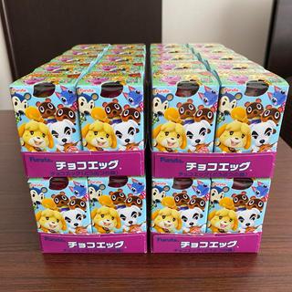 フルタ製菓 - 廃盤 あつまれどうぶつの森 チョコエッグ40個セット