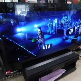 LG 65V型 4K チューナー内蔵 有機ELテレビ