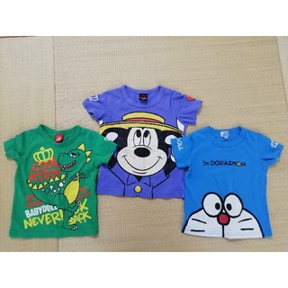 BABYDOLL - ベビードール Tシャツ三枚セット