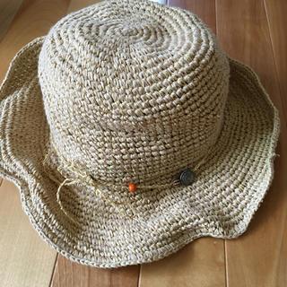 ロキシー(Roxy)の麦わら帽 ロキシー(麦わら帽子/ストローハット)