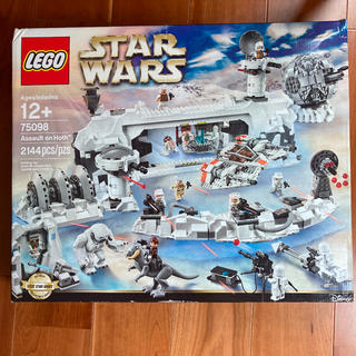 Lego - LEGO Star Wars Assault on Hoth 75098