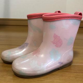 ブリーズ(BREEZE)のUSED   ブリーズ(FO.KIDS) 長靴  ピンク 16.0cm(長靴/レインシューズ)