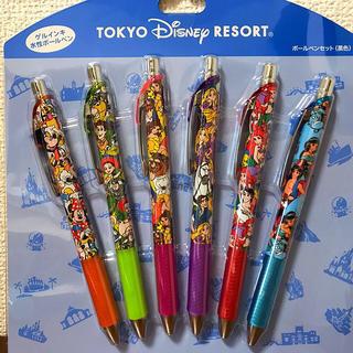 Disney - バラ売り ディズニーリゾート 総柄 ボールペン