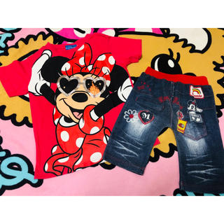 Disney - ディズニーランド❤️ミニーちゃん❤️