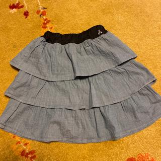 ファミリア(familiar)のファミリア fdash  スカート 130(スカート)