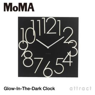 モマ(MOMA)のmoma 掛け時計 光る grow in the dark(その他)