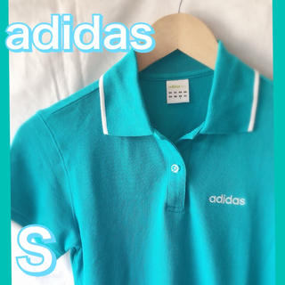 アディダス(adidas)のadidas neo ポロシャツ レディース ゴルフ(ポロシャツ)