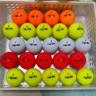 本間ゴルフ - ゴルフボール  ロストボール