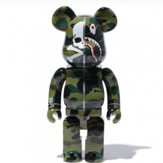 MEDICOM TOY - be@rbrick mastermind x bathing ape 1000%