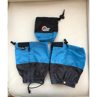 ロウアルパイン(Lowe Alpine)の新品★Lowe Alpine キッズ ショートゲイター 登山用泥・雨よけ(登山用品)