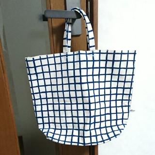 mina perhonen - ミナペルホネン  lattice バッグ(中)