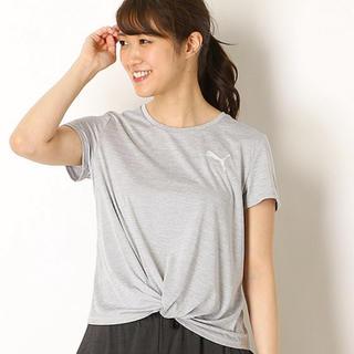 PUMA - プーマ PUMA レディーストレーニング ターン イット アップ 半袖 Tシャツ
