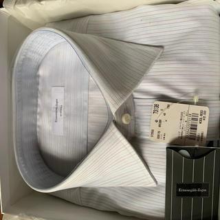 エルメネジルドゼニア(Ermenegildo Zegna)のゼニアのワイシャツ 新品(シャツ)
