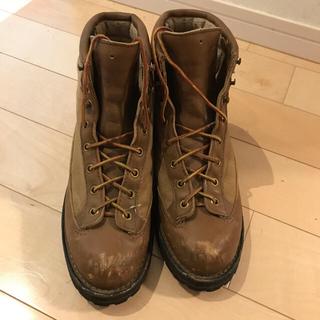 ダナー(Danner)のDanner (ダナ) ダナーライト ブーツ ブラウン サイズ:25センチぐらい(ブーツ)
