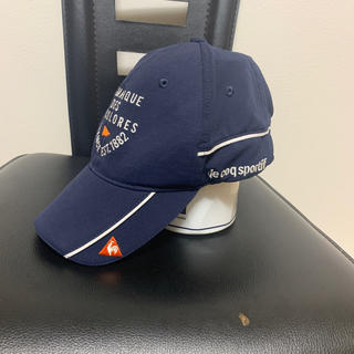 ルコックスポルティフ(le coq sportif)のルコックスポーツ 帽子(キャップ)