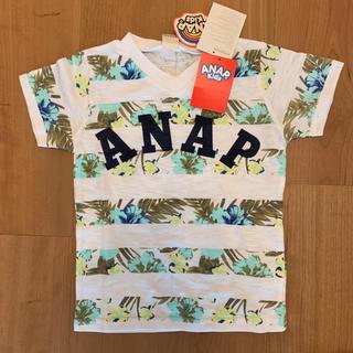 アナップキッズ(ANAP Kids)の新品未使用 ANAP Tシャツ(Tシャツ/カットソー)