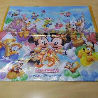 ディズニー(Disney)の【値下げ中】新品・未使用♡ディズニーランド30周年♡ショッピングバッグ(キャラクターグッズ)