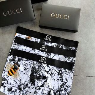 Gucci - Gucciボクサーパンツ3セット