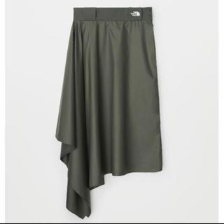 HYKE - HYKE × THE NORTH FACE 19aw スカート