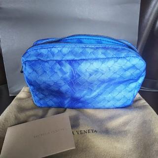 ボッテガヴェネタ(Bottega Veneta)のボッテガ・ヴェネタのナイロンポーチ(ポーチ)