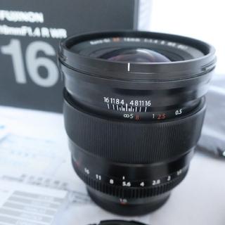 フジフイルム(富士フイルム)のFujinon XF 16mm f1.4 R WR(レンズ(単焦点))