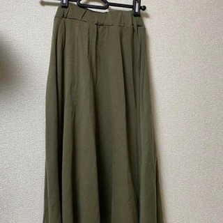 グレイル(GRL)のGRLフレアスカート(ひざ丈スカート)