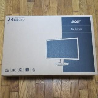 Acer - エイサー acer K2シリーズ 24型 LED液晶モニター K242HYL