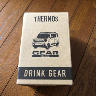 サーモス(THERMOS)のTHERMOS  保冷カップ GEARスペーシアデザイン(弁当用品)