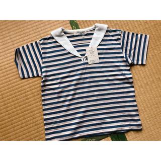 COMME CA ISM - セーラー Tシャツ 120