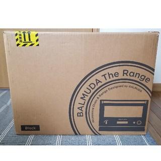 バルミューダ(BALMUDA)のBALMUDA The Range(バルミューダ レンジ)新品未使用(電子レンジ)