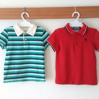 エニィファム(anyFAM)のポロシャツ2枚セット【anyFAM他】(Tシャツ/カットソー)