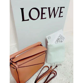LOEWE - 【新品】ロエベ パズルミニ タン LOEWE