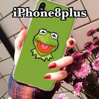 iPhone - iPhone8plus スマホケース カーミット