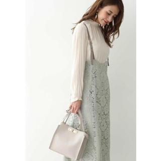 PROPORTION BODY DRESSING - ◆コードレースジャンパースカート