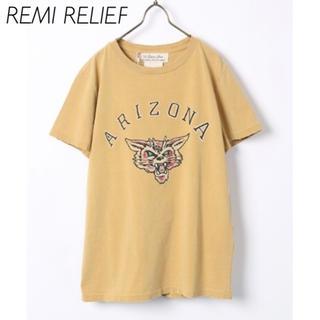L'Appartement DEUXIEME CLASSE - 美品 REMI RELIEF/レミレリーフ ARIZONA 半袖Tシャツ