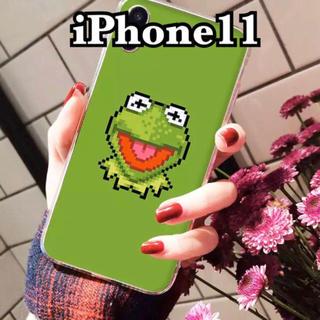 iPhone - iPhone11スマホケース カーミット