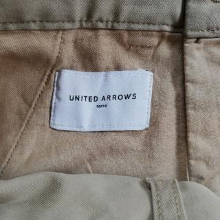 ユナイテッドアローズ(UNITED ARROWS)のユナイテッドアローズ/7分丈パンツ(カジュアルパンツ)