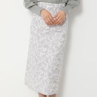 rienda - ペイズリースカート