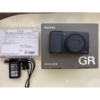 リコー(RICOH)のRICOH リコー GR GR 3(コンパクトデジタルカメラ)