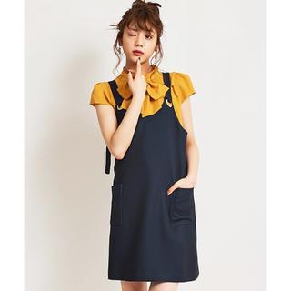 31 Sons de mode - 新品!トランテアンソンドゥモード♡リボン付きジャンパースカート♡