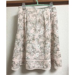 Debut de Fiore - セール出品♡雑誌掲載デビュードフィオレレッセパッセ花柄ボタニカルフラワースカート