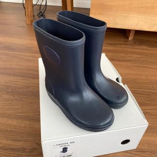 ファミリア(familiar)の美品 ファミリア 長靴(長靴/レインシューズ)