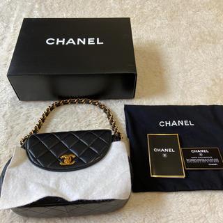 CHANEL - シャネル💖激レア・日本未輸入マトラッセハンドバッグ美品・ハワイ購入