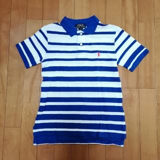 POLO RALPH LAUREN - ラルフローレン ポロシャツ 8T 130センチ 140センチ 美品