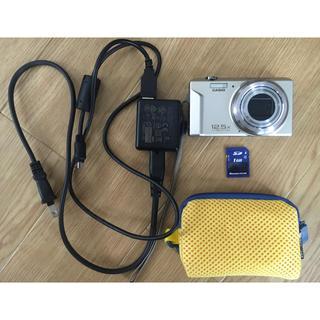 CASIO - CASIO コンパクトデジタルカメラ EX-ZS150