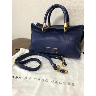 MARC BY MARC JACOBS - 【美品】マークバイマークジェイコブス  2Wayバック ブルー