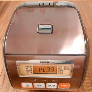 東芝 - 【送料込み】TOSHIBA RC-5RS 3合炊炊飯器