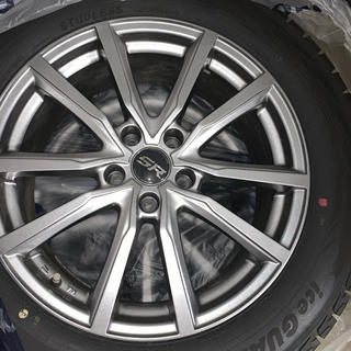 ホンダ(ホンダ)のアルミ付きスタッドレスタイヤ 235/60/R18(タイヤ・ホイールセット)