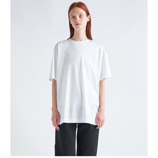 デミルクスビームス(Demi-Luxe BEAMS)の本日限定値下げATON SUVIN60/オーバーサイズTシャツ (UNISEX)(Tシャツ(半袖/袖なし))