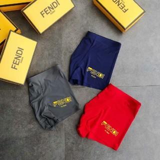 FENDI - FENDI枚 3色ボクサーパンツ